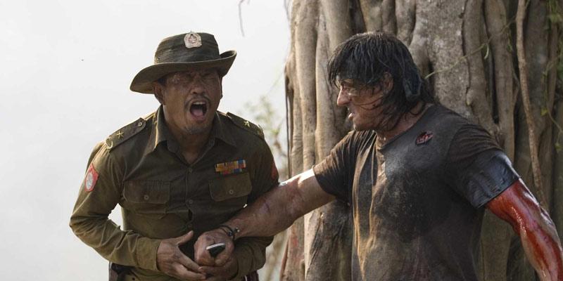 DVD : le Dr No examine John Rambo et Sweeney Todd