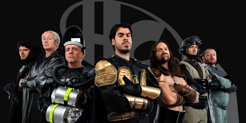 Hero Corp : la première série geek made in France est née. Plissken approved ?