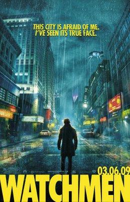 Watchmen et Star Trek XI : nouvelles affiches