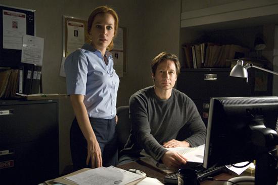 Dr No's DVD : X Files Regeneration, Henry Poole, Bienvenue au cottage et Baby Mama.