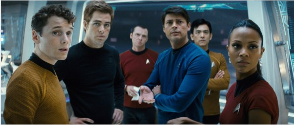 Et Abrams ressuscita Star Trek (attention : spoilers MINEURS)