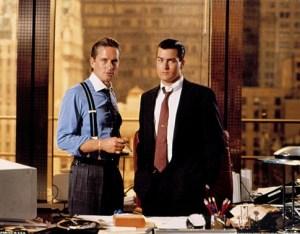 Wall Street, money never sleeps : Gordon Gekko rules