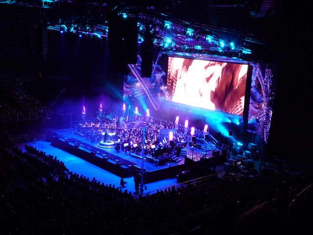 Concert Star Wars à Anvers : le récit enflammé de Laurent.