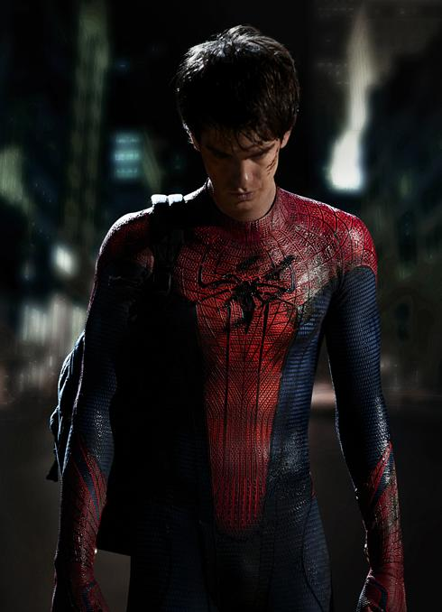 Spider-Man first look : ouch…
