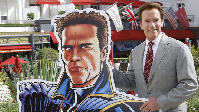 The Governator : mais où va donc Arnold ?