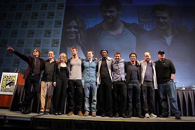 Avengers : le communiqué Disney