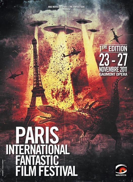 Paris International Film Festival : l'affiche