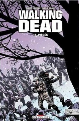 The Walking Dead : Piégés, en librairies