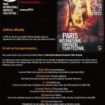 Paris International Fantastic Film Festival : premières infos sur le programme