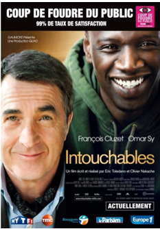 «Intouchables» touche presque 2 millions de fans en 5 jours