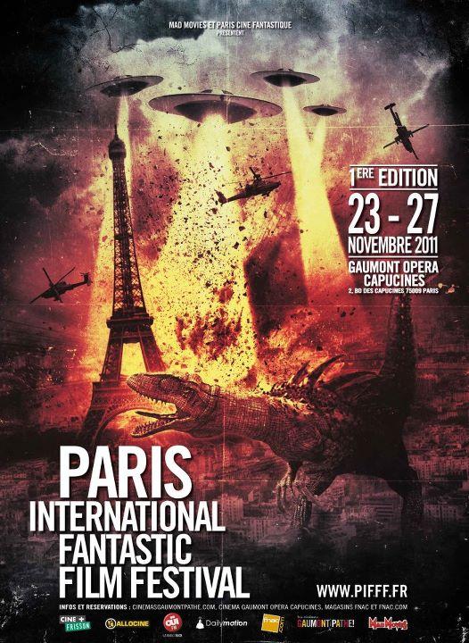 Paris International Fantastic Film Festival : le programme en détail