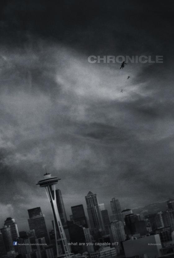 Chronicle : la bande annonce en VOST