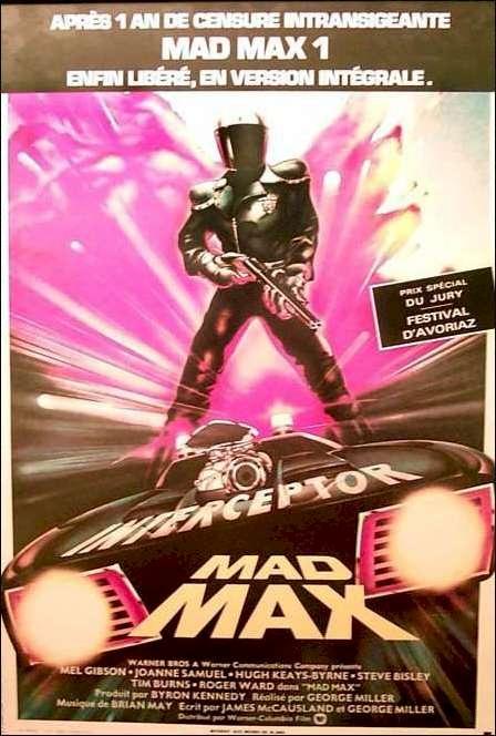 Et un, et deux, et trois Mad Max !