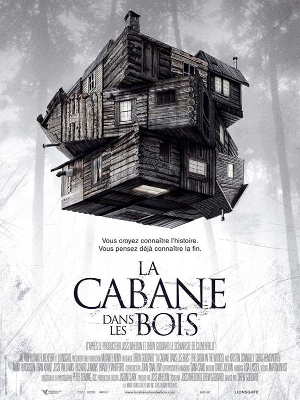 Scream again  (critique de La Cabane dans les bois, de Drew Goddard)