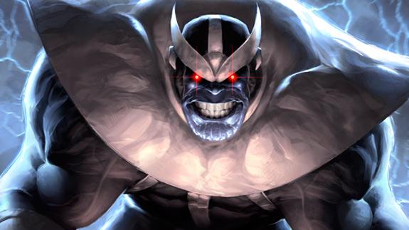 Guardians of the galaxy : Thanos ne serait pas le seul super-vilain…