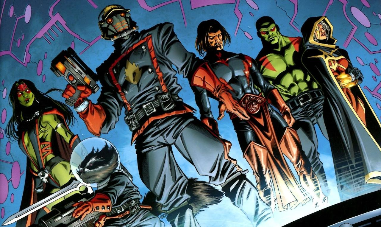 James Gunn confirmé pour Guardians Of The Galaxy