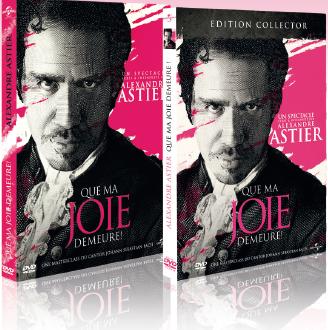 Que ma joie demeure : le spectacle d'Alexandre Astier en DVD le 6 novembre !