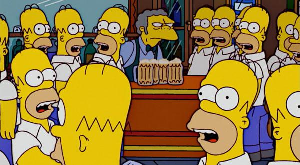 Les 20 meilleurs Simpson's Treehouse of Horror (2)