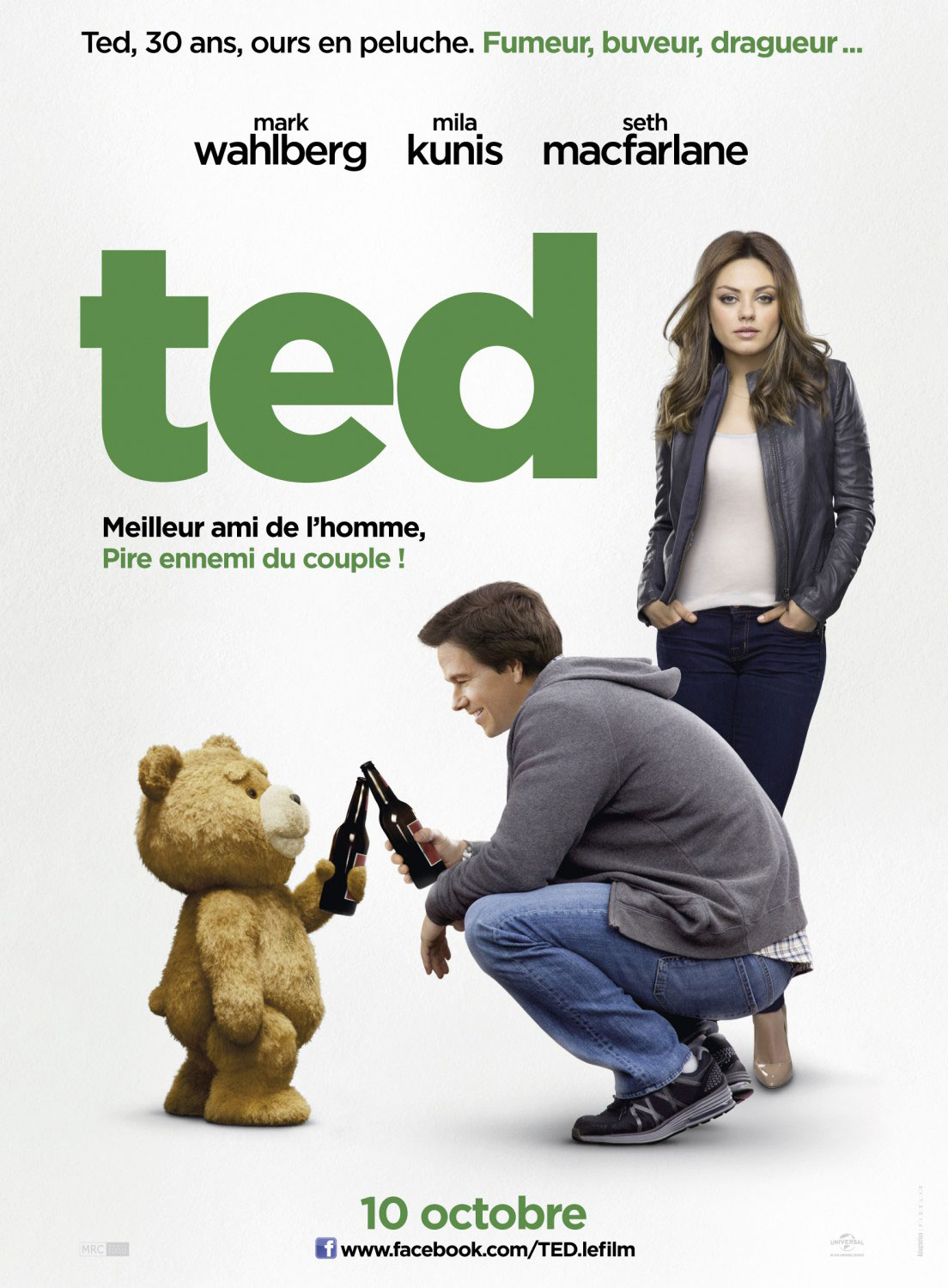 La critique du Dr No : TED
