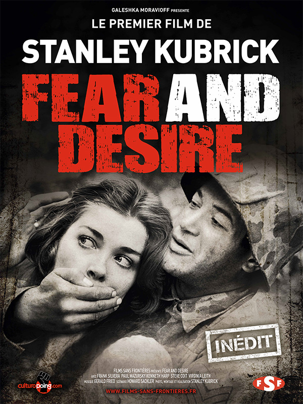 MOVIE MINI REVIEW : Fear And Desire