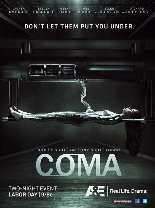 TV MINI REVIEW : Coma