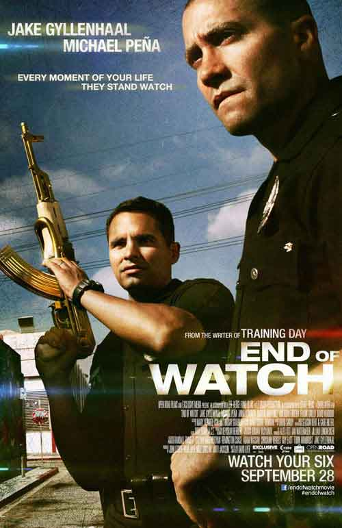 MOVIE MINI REVIEW : End Of Watch