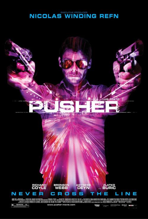 MOVIE MINI REVIEW : Pusher