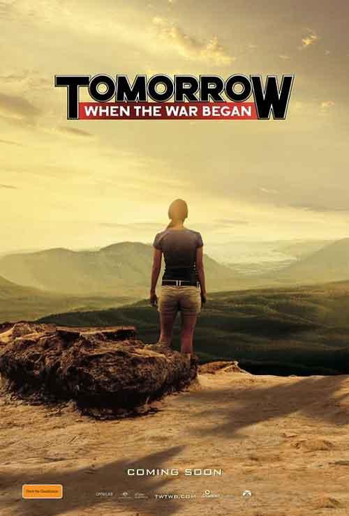 MOVIE MINI REVIEW : Tomorrow When The War Began