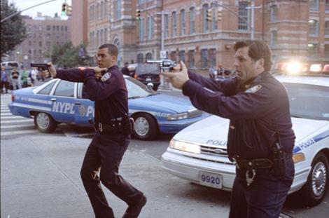 Premières amours : New York 911, flics et pompiers à l'heure de pointe