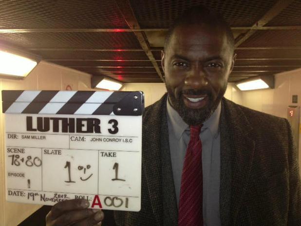Clap de début pour la saison 3 de Luther