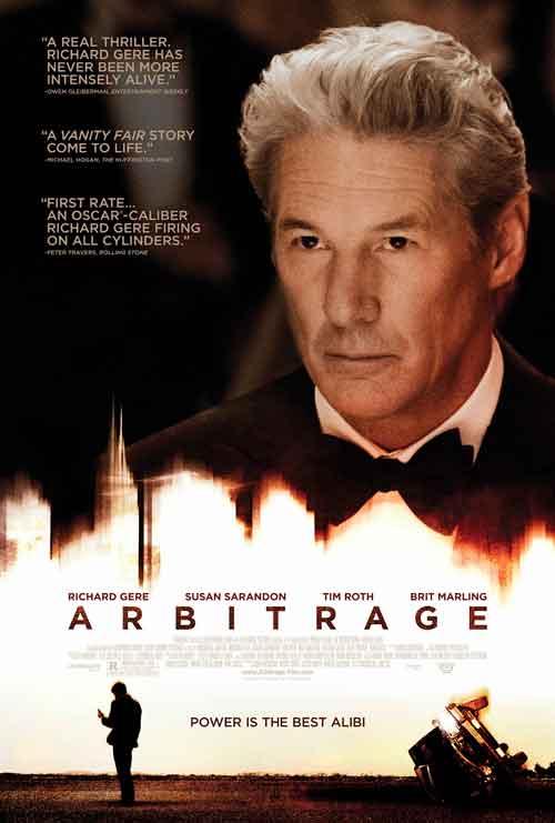 MOVIE MINI REVIEW : Arbitrage