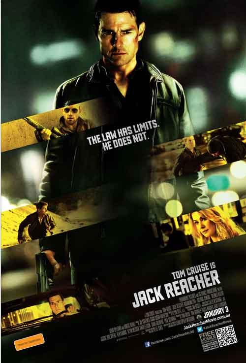 MOVIE MINI REVIEW : Jack Reacher