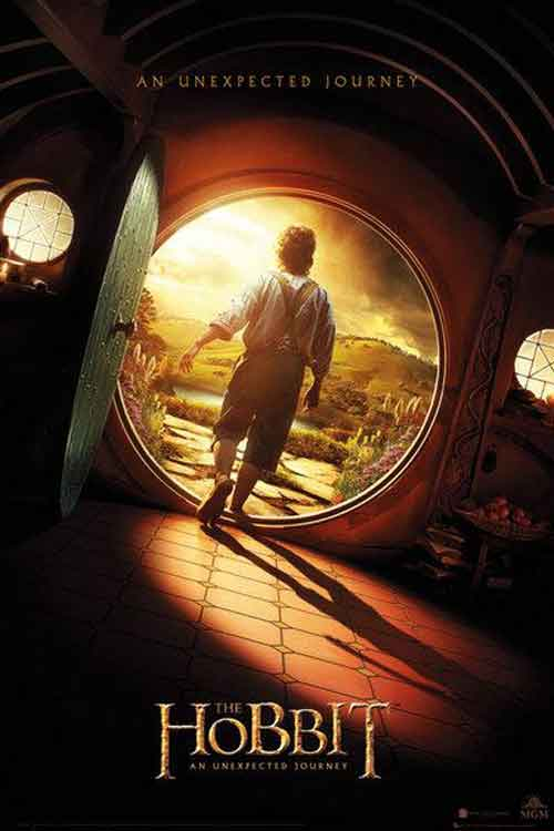 MOVIE MINI REVIEW : Le Hobbit : Un Voyage Inattendu
