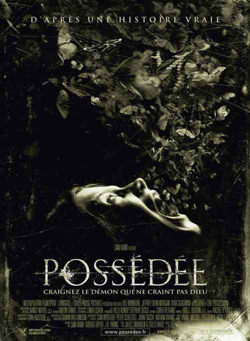 MOVIE MINI REVIEW : Possédée