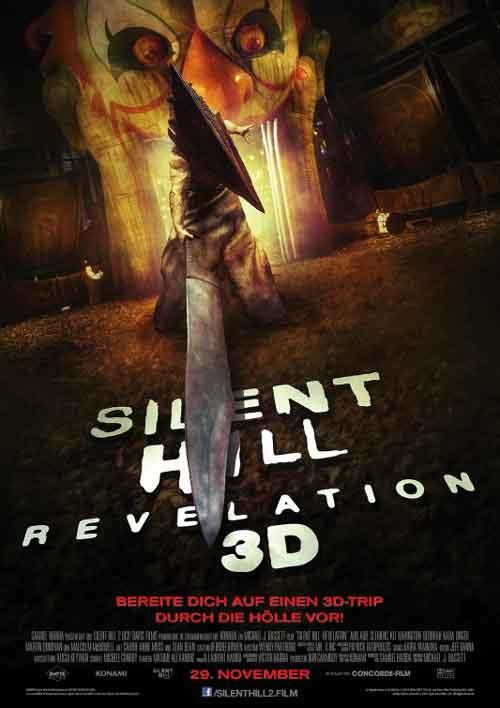 MOVIE MINI REVIEW : Silent Hill 2 – Revelation