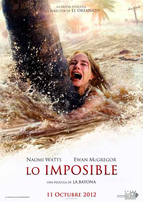 MOVIE MINI REVIEW : The Impossible