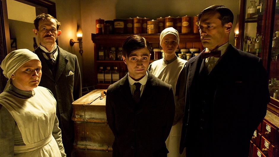 On a vu… que Don Draper jeune, c'est Harry Potter (what?)