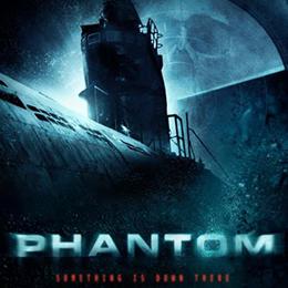 Phantom: Mulder en sous-marin