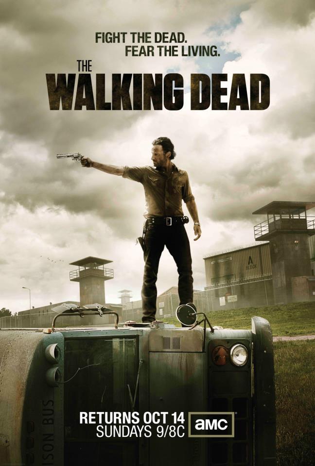 Un nouveau showrunner à la tête de The Walking Dead