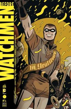 On a lu… Before Watchmen N°1