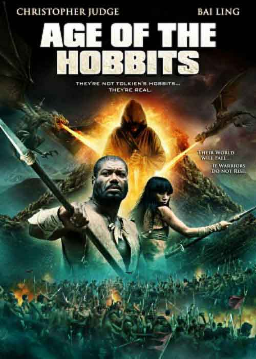 MOVIE MINI REVIEW : Age Of The Hobbits (aka Clash Of The Empires aka Lord Of The Elves)