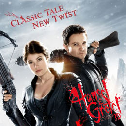 Hansel et Gretel Witch Hunters, le Red Band trailer