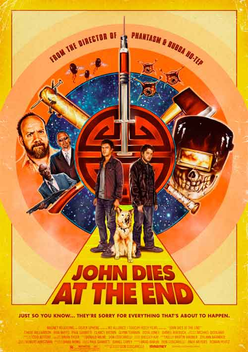 MOVIE MINI REVIEW : John Dies At The End