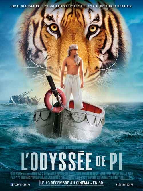 MOVIE MINI REVIEW : L'Odyssée De Pi
