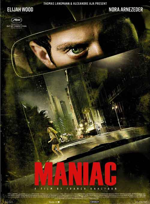 MOVIE MINI REVIEW : Maniac