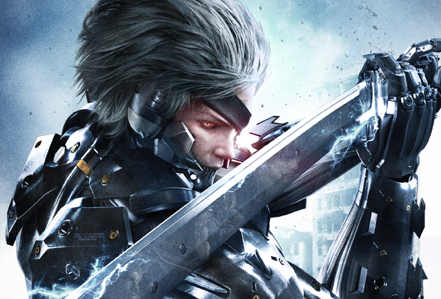 Preview : Metal Gear Rising Revengeance