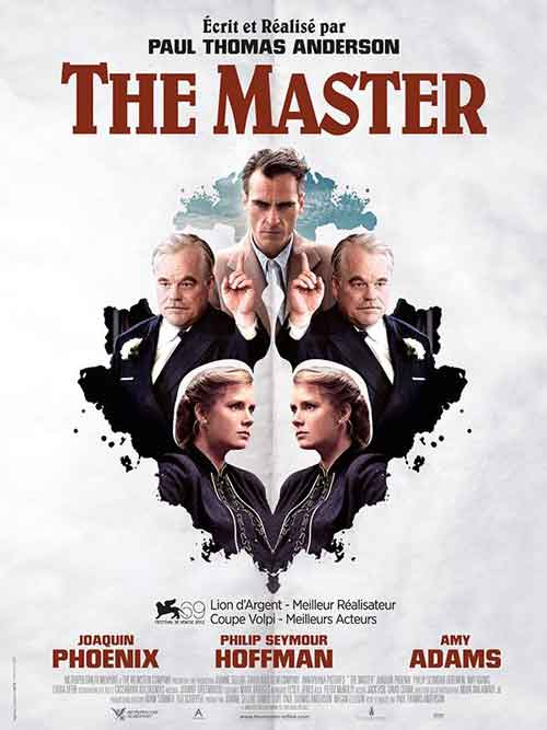 MOVIE MINI REVIEW : The Master