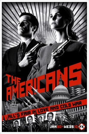 En attendant : The Americans (FX)
