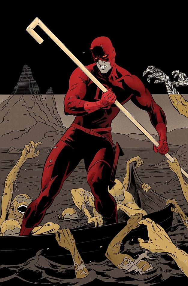 On a lu… l'épisode du jour – Daredevil N°9