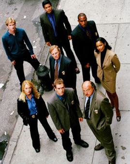 NYPD Blue, le dernier carton du grand Steven. Photo ABC